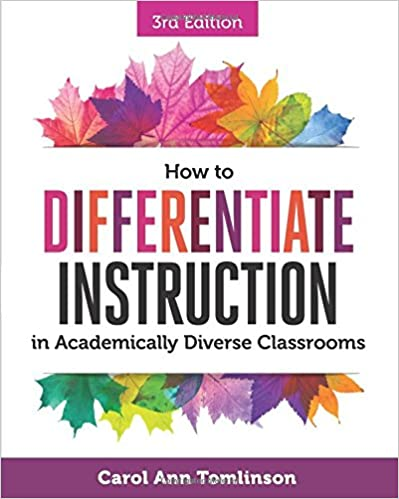 How to Differentiate Instruction in Academically Diverse Classrooms (3rd Edition) - Epub + Converted Pdf