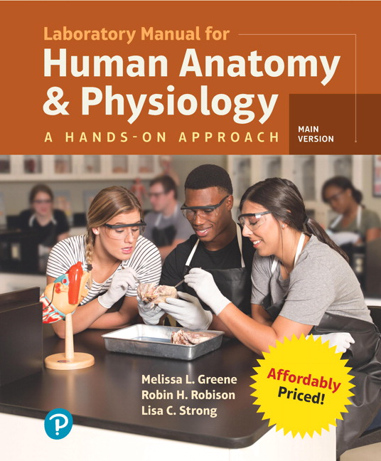 Laboratory Manual for Human Anatomy & Physiology: A Hands-on Approach (Main Version) - Original PDF