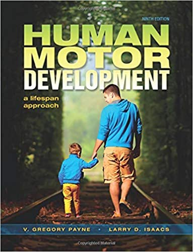 Human Motor Development: A Lifespan Approach (9th Edition) - Original PDF