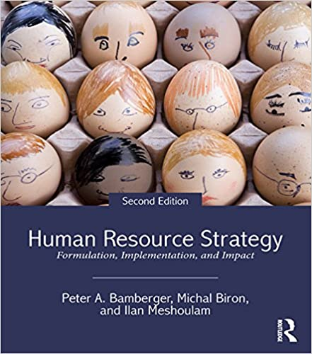 Human Resource Strategy: Formulation, Implementation, and Impact (2nd Edition) - Orginal Pdf