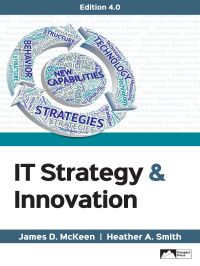 IT Strategy & Innovation (4th Edition) - Epub + Converted pdf