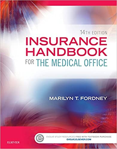 Insurance Handbook for the Medical Office (14th Edition) - Image Pdf