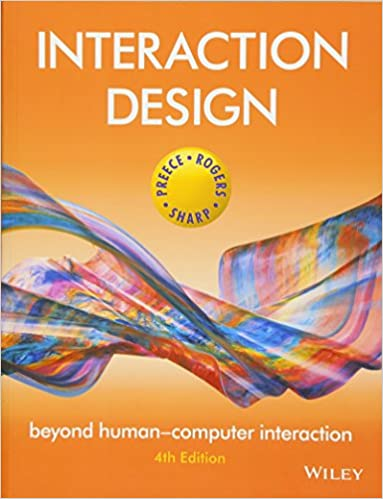 Interaction Design: Beyond Human-Computer Interaction (4th Edition) - Orginal Pdf