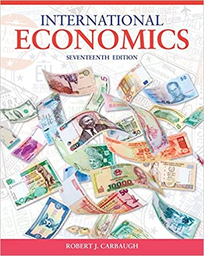 International Economics (17th Edition) [2019] - Image pdf with ocr