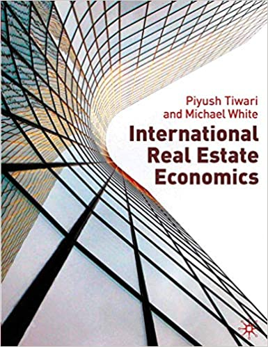 International Real Estate Economics - Image pdf with ocr