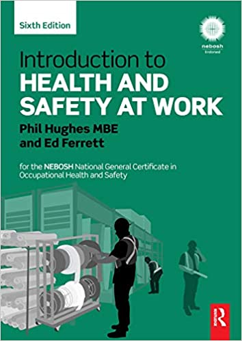 Introduction to Health and Safety at Work: for the NEBOSH National General Certificate in Occupational Health and Safety (6th Edition) - Original PDF