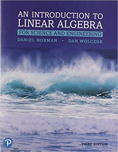 Introduction to Linear Algebra for Science and Engineering (3rd Edition) [2019] - Original PDF