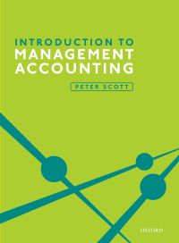 Introduction to Management Accounting - Epub + Converted pdf