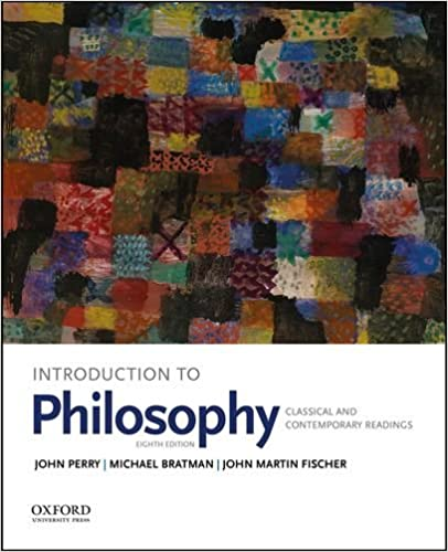 Introduction to Philosophy: Classical and Contemporary Readings (8th Edition) - Image pdf with ocr