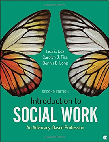Introduction to Social Work: An Advocacy-Based Profession (2nd Edition) - Original PDF