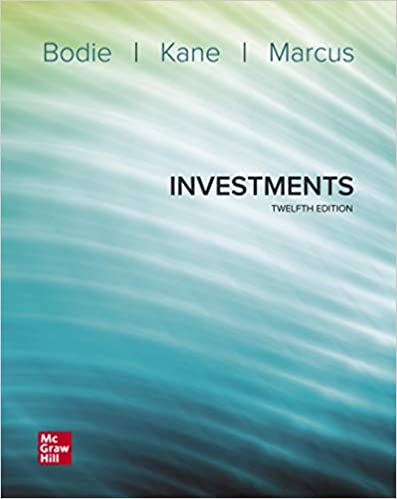 Investments (12th Edition) By Zvi Bodie - Epub + Converted pdf