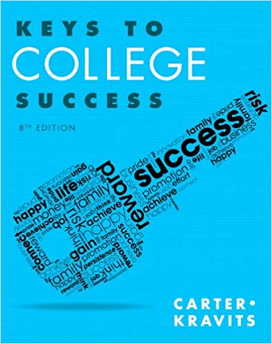 Keys to College Success (8th Edition)