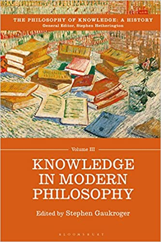 Knowledge in Modern Philosophy - Original PDF