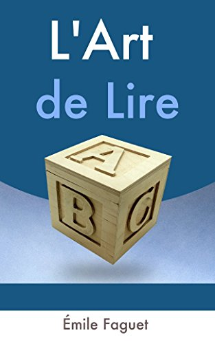 L'Art de LIRE (French Edition) - Epub + Converted pdf