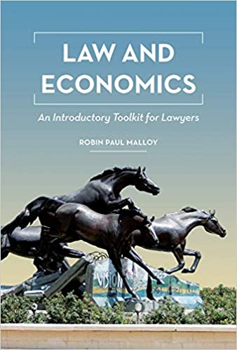 Law and Economics: An Introductory Toolkit for Lawyers - Epub + Converted pdf