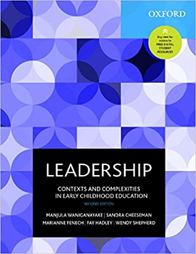 Leadership: Contexts and Complexities in Early Childhood Education (2nd Edition) - Epub + Converted Pdf
