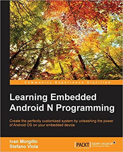 Learning Embedded Android N Programming - Orginal Pdf
