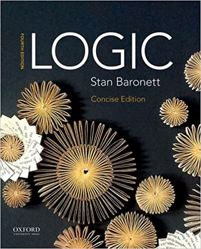 Logic: Concise (4th Edition) - Image pdf with ocr