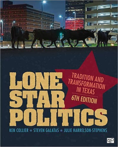 Lone Star Politics: Tradition and Transformation in Texas (6th Edition) - Epub + Converted pdf