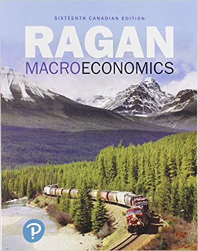 Macroeconomics Canadian Edition (16th Edition) - Epub + Converted pdf