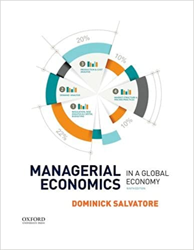 Managerial Economics in a Global Economy (9th Edition) - Original PDF