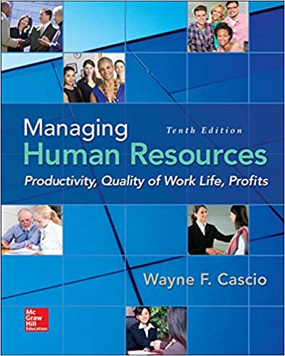 Managing Human Resources: Productivity, Quality of Work Life, Profits (10th Edition) - Original PDF