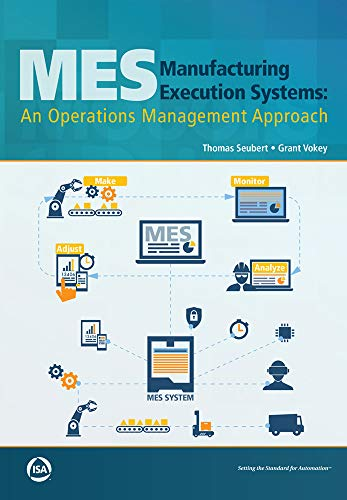 Manufacturing Execution Systems: An Operations Management Approach - EPUB + Converted pdf