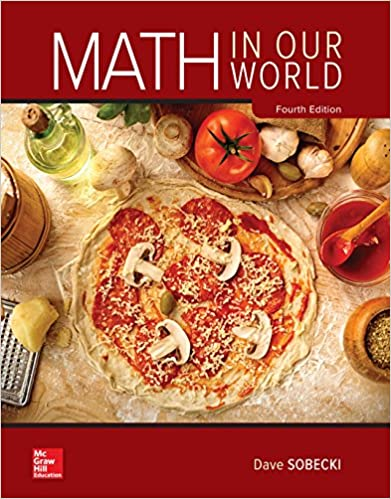 Math in Our World (4th Edition) - Original PDF