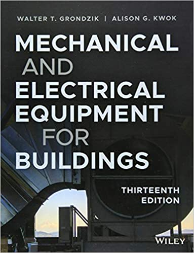 Mechanical and Electrical Equipment for Buildings (13th Edition) - Orginal Pdf