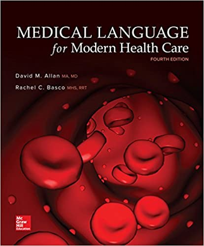 Medical Language for Modern Health Care (4th Edition) - Original PDF