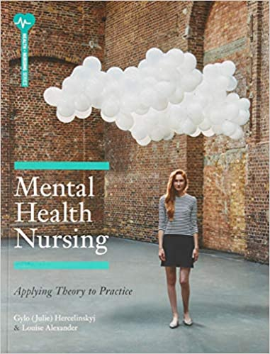 Mental Health Nursing: Applying Theory to Practice 9780170387521 - Original PDF