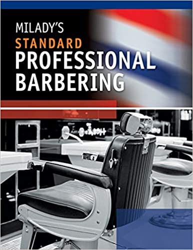 Milady's Standard Professional Barbering (5th Edition) - Image pdf with ocr