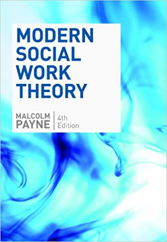 Modern Social Work Theory (4th Edition) - Original PDF