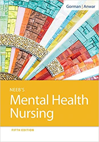 Neeb's Mental Health Nursing (5th Edition) - Original PDF