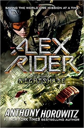 Nightshade (Alex Rider) BY Horowitz - Epub + Converted Pdf