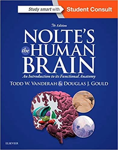 Nolte's The Human Brain: An Introduction to its Functional Anatomy (7th Edition) - Orginal Pdf