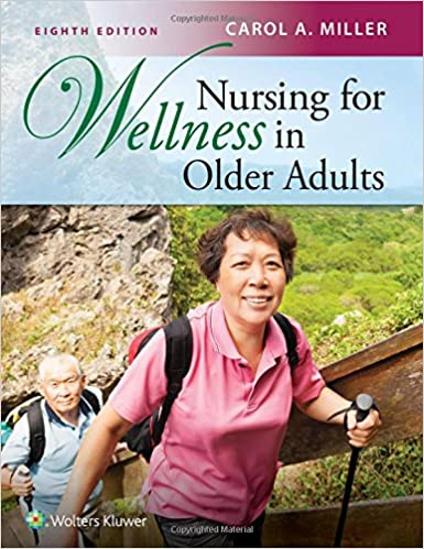 Nursing for Wellness in Older Adults (8th Edition) [2019] - Epub + Converted pdf