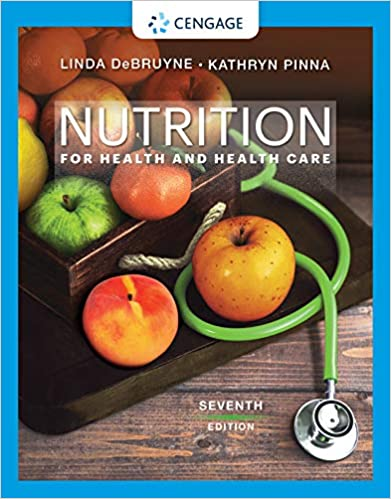 Nutrition for Health and Health Care (7th Edition) [2020] - Original PDF