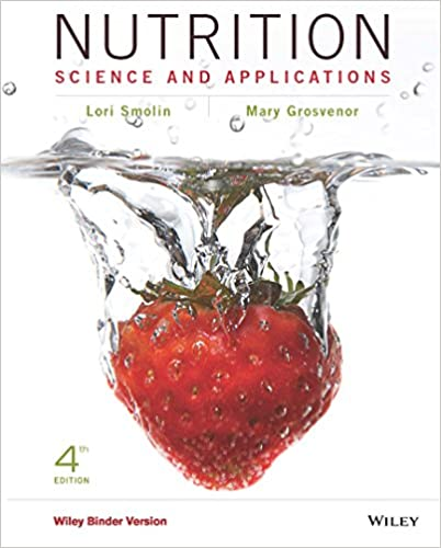 Nutrition: Science and Applications (4th Edition) - Original PDF