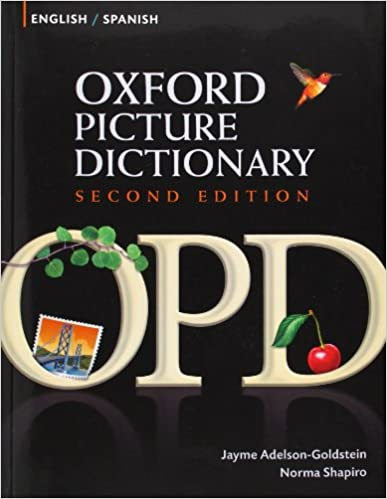 Oxford Picture Dictionary (2nd Edition) 9780194740098 - Original PDF
