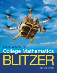 Pathways to College Mathematics (2nd Edition) [2020] - Original PDF