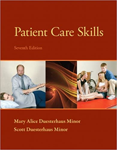 Patient Care Skills (7th Edition) - Original PDF