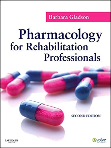 Pharmacology for Rehabilitation Professionals (2nd Edition) - Orginal Pdf