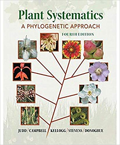 Plant Systematics A Phylogenetic Approach 4th Edition
