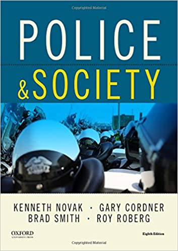 Police & Society (8th Edition) - Epub + Converted pdf