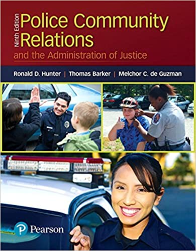 Police Community Relations and the Administration of Justice (9th Edition) - Original PDF