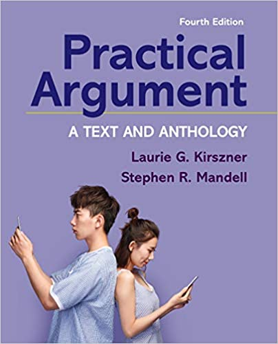 Practical Argument: A Text and Anthology (4th Edition) [2020] - Epub + Converted pdf