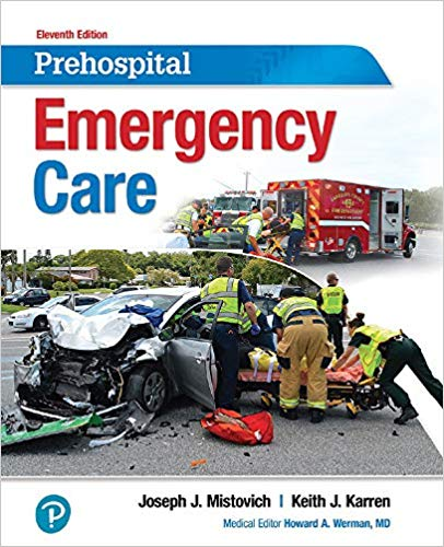 Prehospital Emergency Care. (11th Edition)