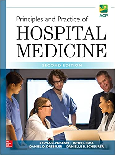 Principles and Practice of Hospital Medicine (2nd Edition) - Original PDF