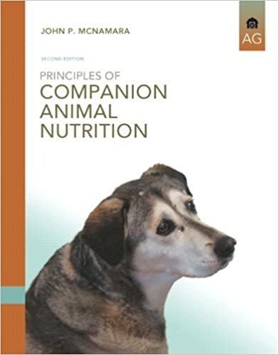 Principles of Companion Animal Nutrition (2nd Edition) - Original PDF